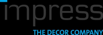 Logo impress surfaces GmbH