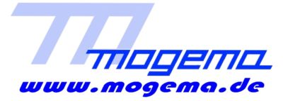 Logo MOGEMA GmbH & Co. KG