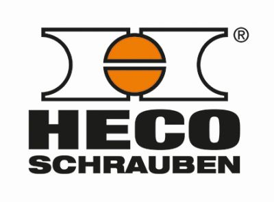 Logo HECO-Schrauben GmbH & Co. KG