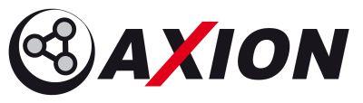 Logo AXION AG